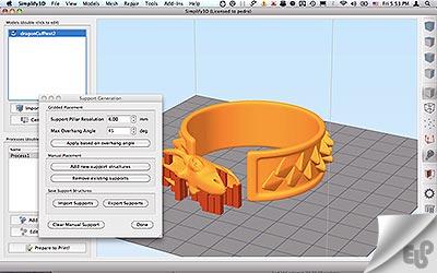 آشنایی با نرم افزار پرینتر سه بعدی