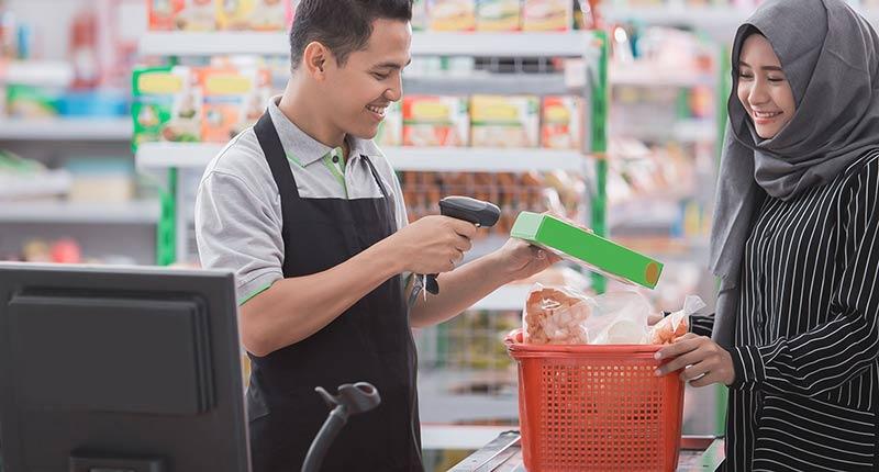 راهنمای خرید بارکد خوان برای سوپرمارکت