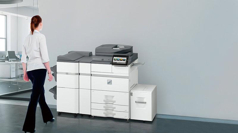 کپی و چاپ اسناد و مدارک با تکنولوژی لیزری