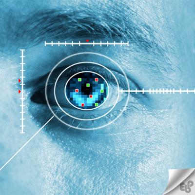 عنبیه چشم در سیستم امنیتی بیومتریک