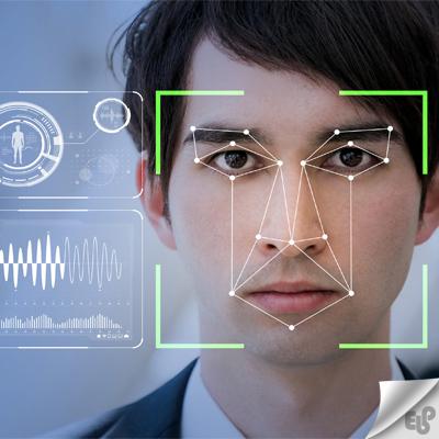 اسکن چهره در سیستم امنیتی بیومتریک