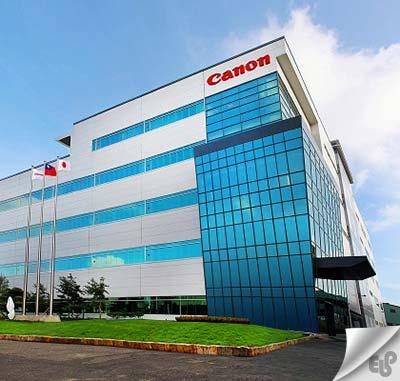 نمایندگی رسمی تعمیرات کانن Canon در اهواز