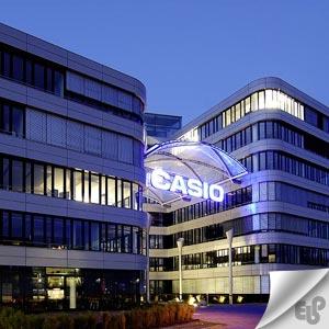 نمایندگی رسمی صندوق فروشگاهی کاسیو Casio در تهران