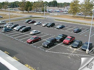 مزایای نصب دوربین مداربسته در پارکینگ عمومی