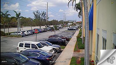 محیط اطراف پارکینگ