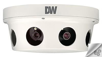 بررسی تخصصی دوربین مداربسته پانورامیک DW
