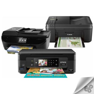 انواع پرینتر برحسب نوع چاپ