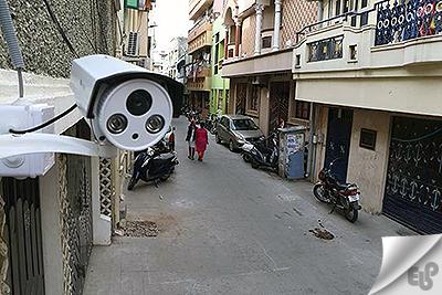 برای نگهداری تصاویر دوربین مداربسته، چه مدت زمانی کافی است؟
