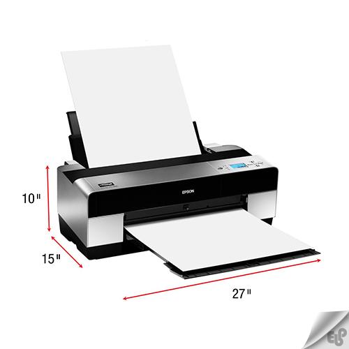 مشخصات پرینتر جوهر افشان تک کاره اپسون Epson Stylus Pro 3880