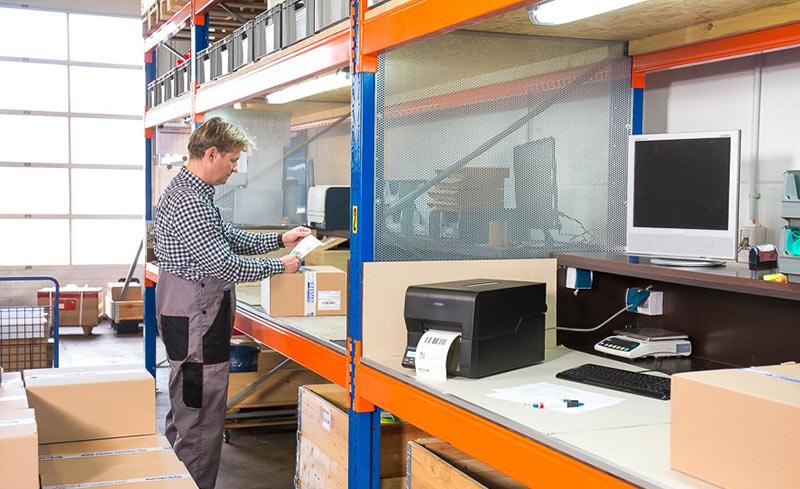 تکنولوژی چاپ فیش پرینترهای صنعتی
