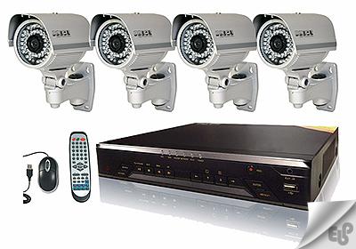 پیشگیری از سوختن هارد دیسک در سیستم های امنیتی