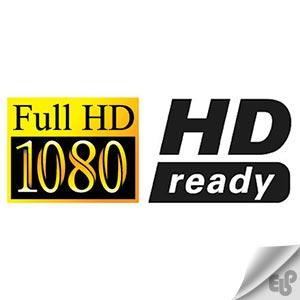تفاوت رزولوشن های HD ready و Full hd در نمایش تصویر