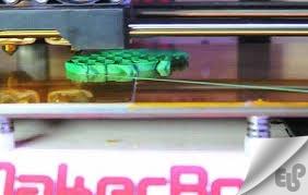 چرخه ساخت یک شی توسط پرینتر سه بعدی (به روایت تصویر)