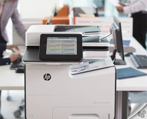 دستگاه فکس اچ پی HP