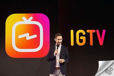 آموزش نحوه استفاده از IGTV اینستاگرام