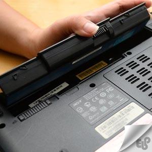 طرز کار باتری لپ تاپ
