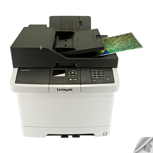 پرینتر لیزری لکسمارک Lexmark CX310dn یک پرینتربا قابلیت های زیاد