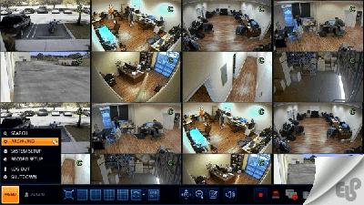 مشکل افت فریم های تصویر در انتقال تصویر دوربین مداربسته