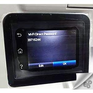 نحوه پرینت گرفتن با گوشی از طریق Wi-Fi-Direct