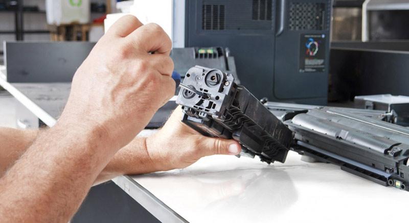 مشکلات رایج پس از شارژ کارتریج