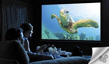 خرید ویدئو پروژکتور یا تلویزیون ؟