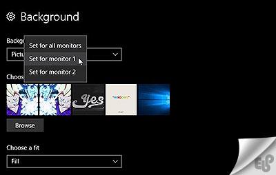 آموزش نحوه نصب مانیتور دوم در ویندوز 10