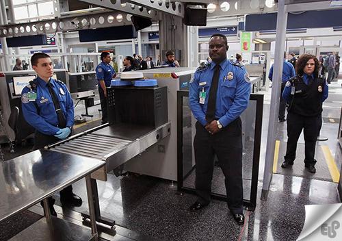 ایجاد سيستم امنيتی برای فرودگاه