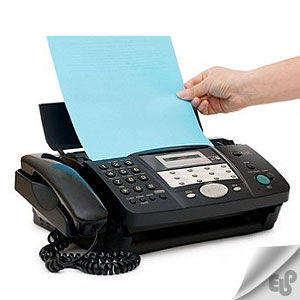 آموزش ارسال فکس با دستگاه فکس پاناسونیک