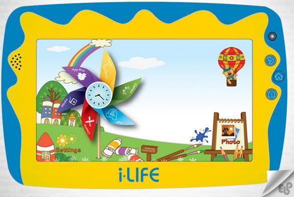 تبلت i-Life Kids Tab 5