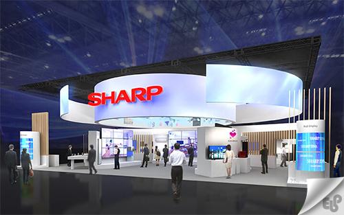 نمایندگی رسمی شارپ Sharp در کرج