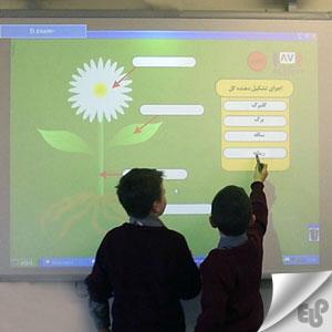 بررسی مزایا و معایب استفاده از برد هوشمند در کلاس درس