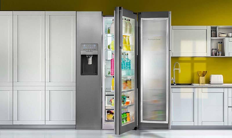 یخچال فریزهای اسنوا، پیشرو در نگهداری مواد غذایی