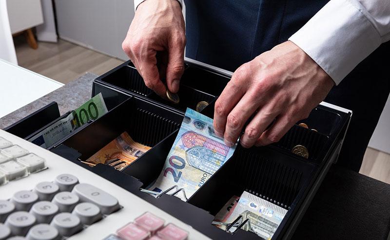 بررسی انواع کشوهای پول صندوق فروشگاهی