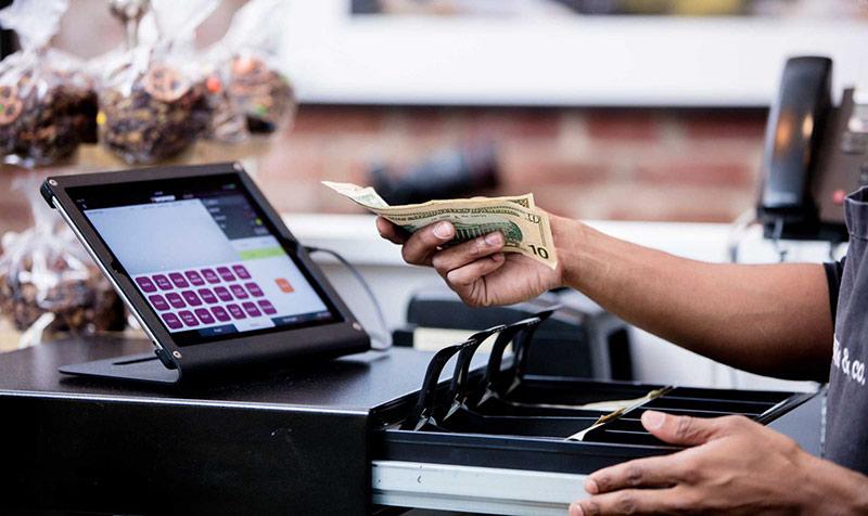 کشوهای پول مکانیکی