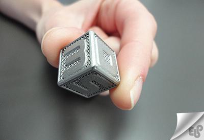 تعریف دقیق پرینتر سه بعدی