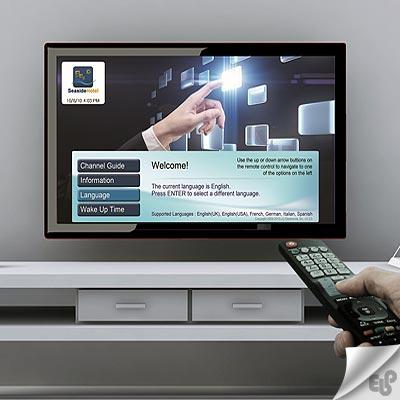 سیستم تلویزیون هتل چیست ؟