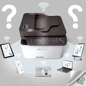 چاپگر بی سیم چیست؟