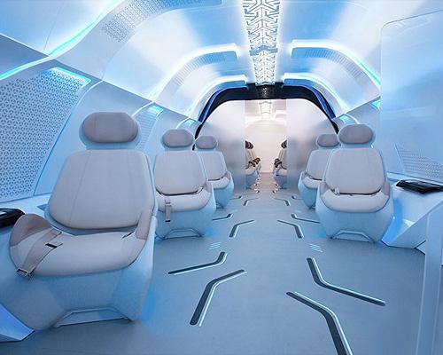 هایپرلوپ وان Hyperloop One به عنوان یک فناوری جدید حمل و نقل فوق العاده سریع
