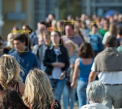 سیستم تشخیص چهره برای شناسایی افراد در پیاده روها به کار گرفته شد