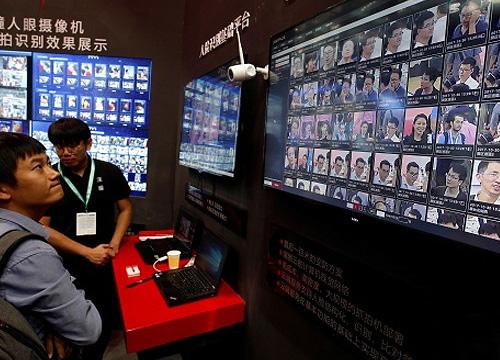 سیستم تشخیص چهره برای پایش و کنترل جامعه